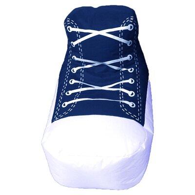 Bean Bag Lounger Upholstery: Navy