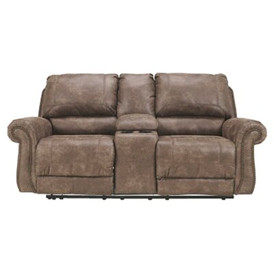Evansville Reclining Sofa Type: Power