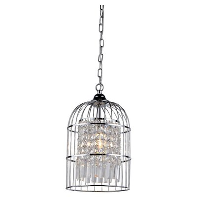 Regan 1-Light Mini Chandelier