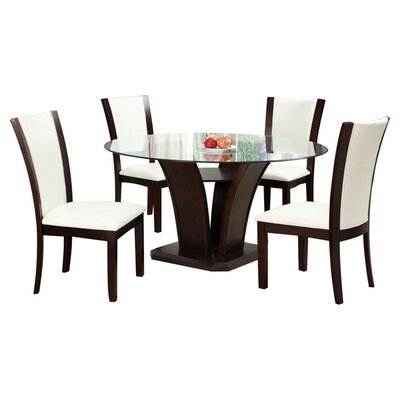 Folmar 5 Piece Dining Set