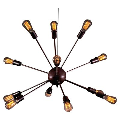 Suza 12-Light Sputnik Chandelier