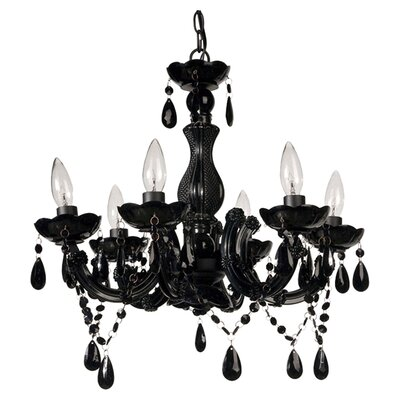 Chelsea 6-Light Candle-Style Chandelier