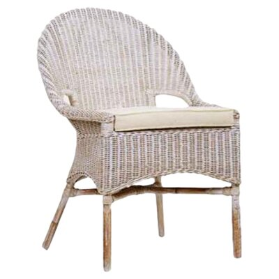 Daphne Rattan Accent Chair