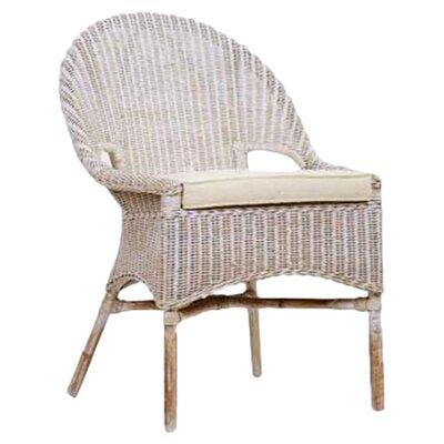 Daphne Rattan Accent Chair
