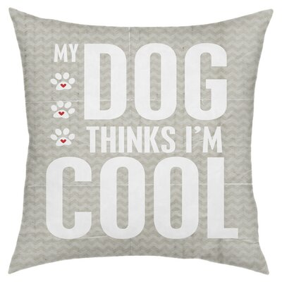 Im Cool Throw Pillow