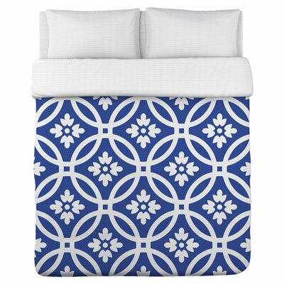 Meredith Duvet Cover Size: King