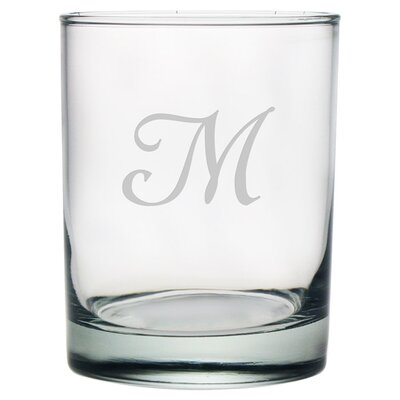 Suzanne Double Old Fashioned Glass Cocktail Glass JM-0012-812-4