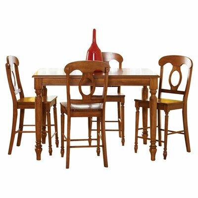Gunther 5 Piece Dining Set