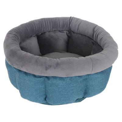 Sandra Pet Bolster Color: Graphite