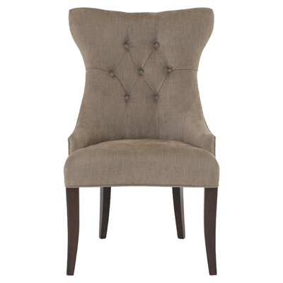 Samantha Parsons Chair Upholstery: Camel