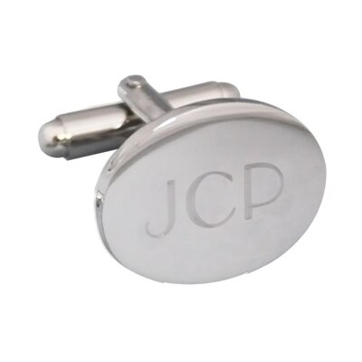 Personalized Jerome Cuff Links