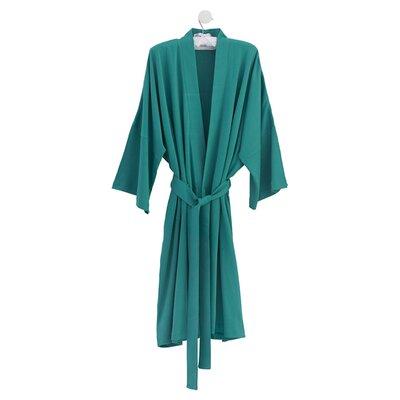 Kimono Bathrobe Color: Celestial Teal