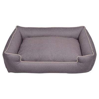 Cody Pet Bolster Size: Small (24 W x 18 D x 7 H)