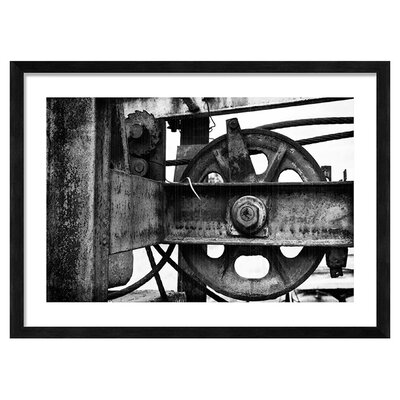 Wired Framed Photographic Print 2-11937