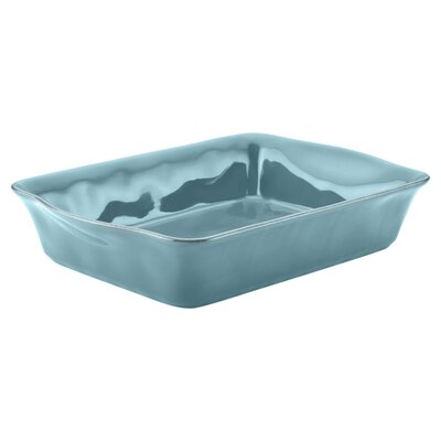 Stoneware Baker in Agave Blue by Rachael Ray 58324