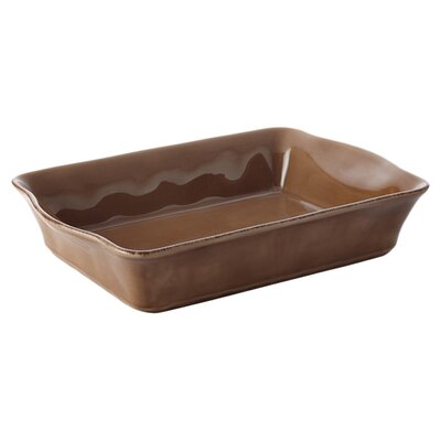 Rachael Ray Cucina Baking Dish in Mushroom Brown 57441
