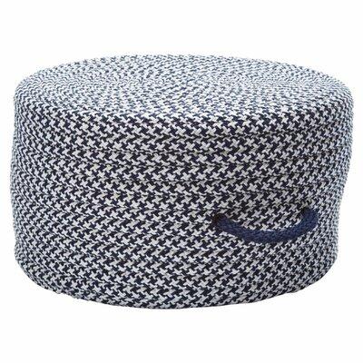Ruggeri Pouf Upholstery: Navy