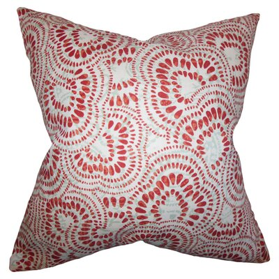Glenda Cotton Throw Pillow
