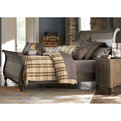 Louisiana Queen Sleigh Bed