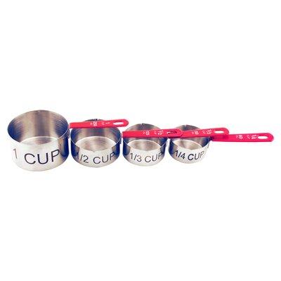 Studio 4 Piece Measuring Cup Set in Silver 2211601