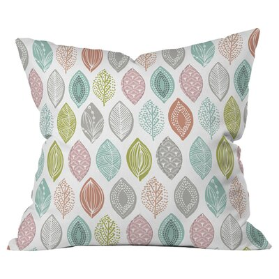 Kirty Throw Pillow (Set of 2) Size: 18 H x 18 W x 5 D