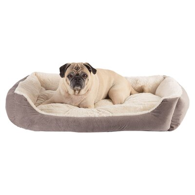 Kenmore Pet Bolster Size: Medium (30 W x 25 D)