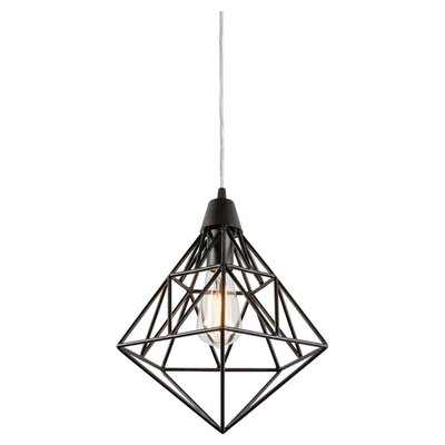 Kaelynn 1-Light Geometric Pendant