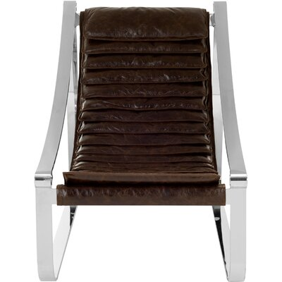 Murray Leather Arm Chair