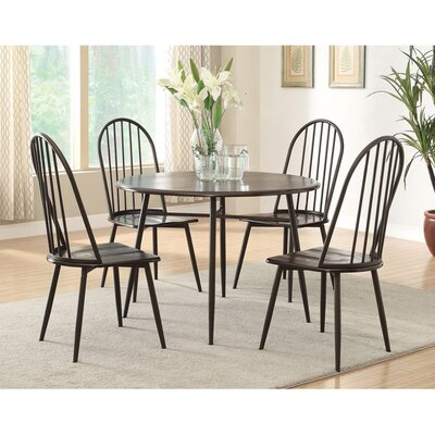 Irion 5 Piece Dining Set