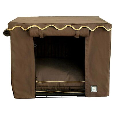 Tanner Crate Cover Size: Medium (4 H x 30 W x 21 D)