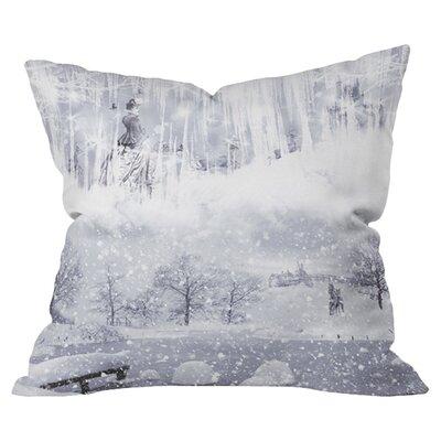 Snow Queen Outdoor Throw Pillow Size: 16 H x 16 W