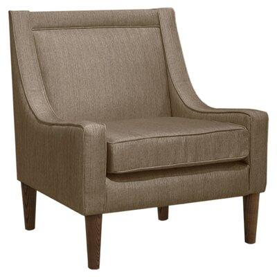 Theodosia Armchair Upholstery: Groupie Gunmetal