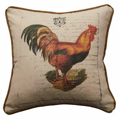 Jodie Linen Throw Pillow