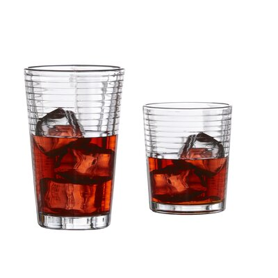 Uptown 12 Piece Drinkware Set 229222-12