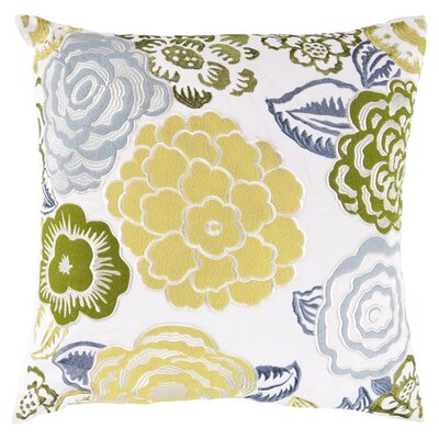 Nina Pillow Cover Size: 22 x 22