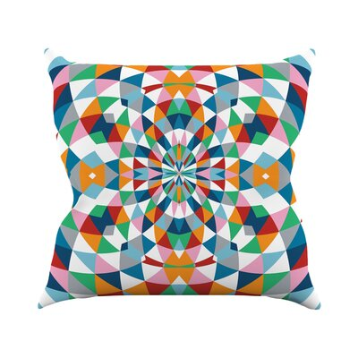 Modern Day Throw Pillow Size: 20 H x 20 W