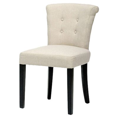 Baxton Studio Calliope Side Chair