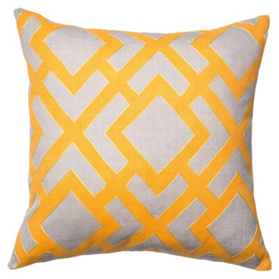 Garbo Pillow Cover in Gold