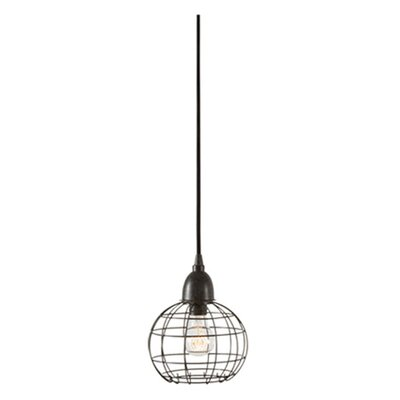 Crowl 1-Light Globe Pendant