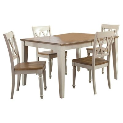 Sansa 5 Piece Dining Set