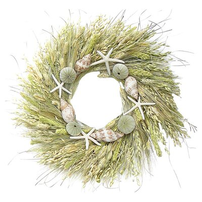 Preserved Indian Ocean 22 Wreath