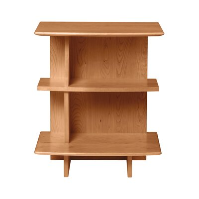 Sarah Nightstand Top Coat Finish: Conventional, Finish: Natural Cherry