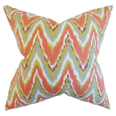 Matisse Cotton Throw Pillow