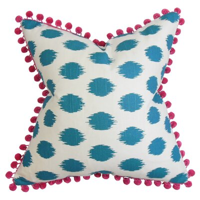 Esther Cotton Throw Pillow