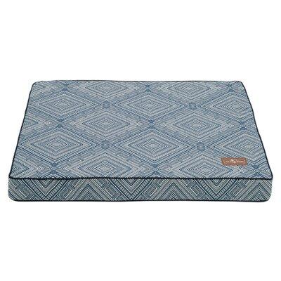 Gatsby Memory Foam Mat/Pad Pet Bed Size: 5 H x 42 W x 36 D