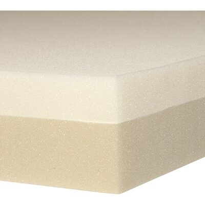 Combo 4 Memory Foam Mattress Topper Size: Twin