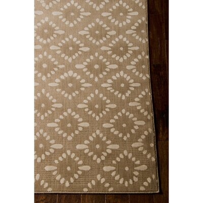 Lotus Tamarind Area Rug Rug Size: Rectangle 93 x 1210