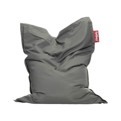 Original Outdoor Bean Bag Lounger Color: Olive Grey