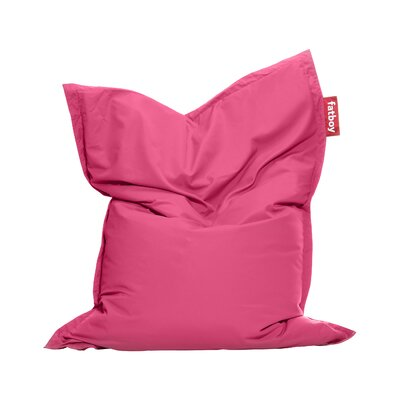 Original Outdoor Bean Bag Lounger Color: Pink