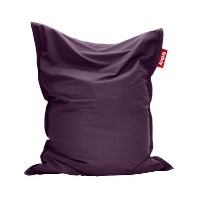 Original Outdoor Bean Bag Lounger Color: Plum